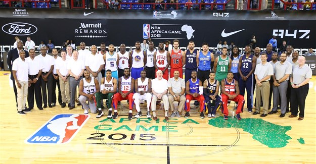 NBA Africa game will be televised across continent
