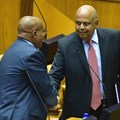 Why Gordhan's silence on South Africa's nuclear option is a good sign