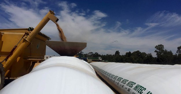 Deal provides SA maize farmers with innovative grain storage solution