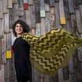 SA entrepreneur exhibits luxury scarf range at London Fashion Week