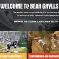 Bluegrass Digital delivers innovative website for Bear Grylls Survival Academy
