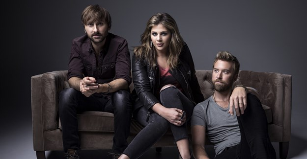 Lady Antebellum to tour South Africa