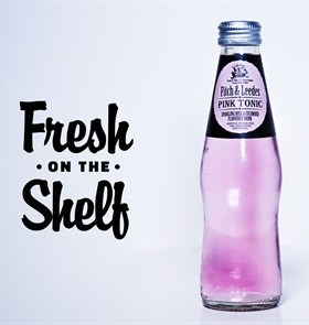 #FreshOnTheShelf: Fitch & Leedes launches SA's first pink tonic