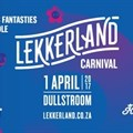 Lekkerland Carnival in April