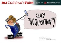 [Bizcommunitoon] Cell C and Telkom