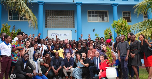 Meltwater Entrepreneurial School of Technology (MEST) in Accra, Ghana