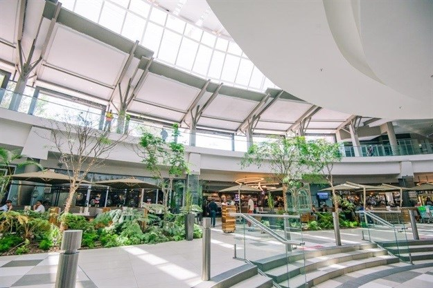 Integrating old, new at the refurbished Menlyn Park Shopping Centre