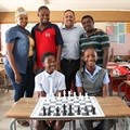 Diepsloot girls compete at SA Junior Chess Championship