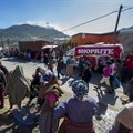 Support Hout Bay Fire relief through local Shoprite/Checkers
