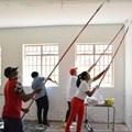 Zee Africa brightens up Cosmo Secondary, Tembisa Community Hospital