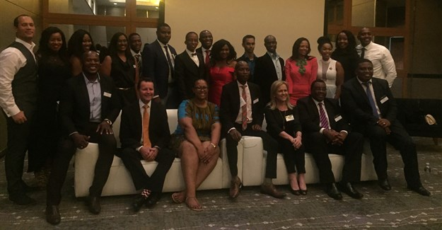 Launch event of the Old Mutual Black Distributor's Trust Infinitum Initiative