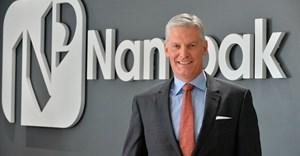 Nampak CEO Andre de Ruyter