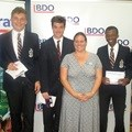 Highway round of BDO School Quiz goes to Kearsney College