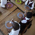 Tiger foundation gives hungry pupils a roaring start