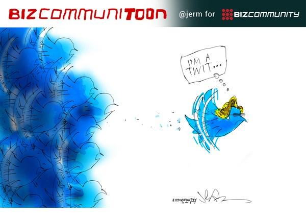 [Bizcommunitoon] Twitter Zille