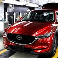 Mazda to produce new CX-5 crossover at Hofu Plant