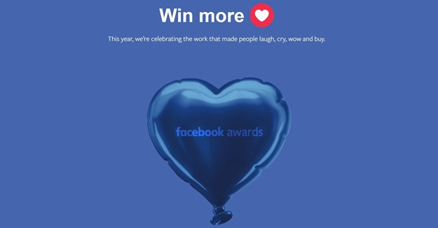 Entries for 2017 Facebook Awards now open