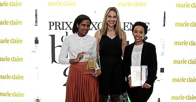 Marie Claire crowns Prix d'Excellence de la Beauté Awards winners
