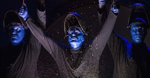 Go see Blue Man Group!
