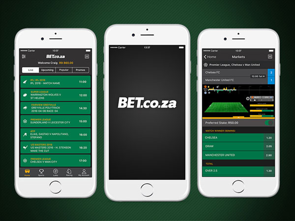 BET.co.za launches first mobile app