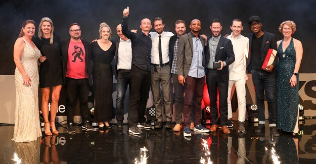 Ogilvy: Agency of the Year at the IAB Bookmark Awards 2017.