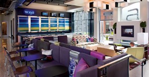 - Aloft WXYZ bar