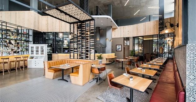 Inhouse helps reinvigorate Piza e Vino brand with new interior scheme