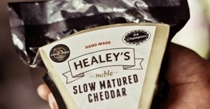 The natural approach to Healey's champion cheese