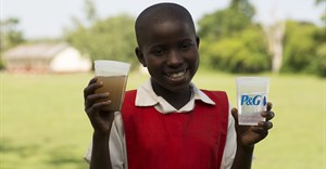 P&G to raise 500,000 days of clean water