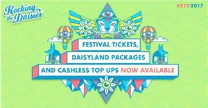 Rocking the Daisies Phase 1 tickets now on sale