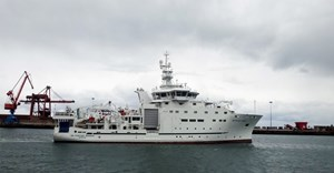 New research vessel explores oceans for the sake of better marine resources management