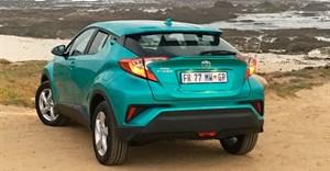 Road test: Toyota C-HR 1.2T CVT Plus