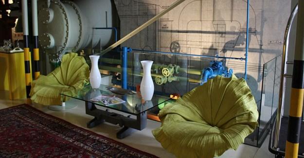 Unique accommodation with Knysna hotel The Turbine