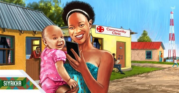 New Vodacom Siyakha mobile solution for pregnant women