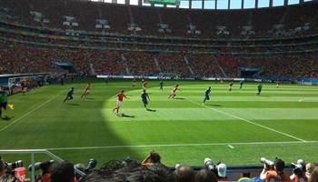 Media rights for sub-Saharan Africa awarded by FIFA