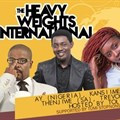 Africa's funniest to entertain at Heavyweights International Comedy Show
