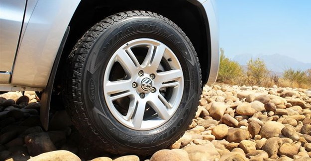 New all-terrain adventure tyre