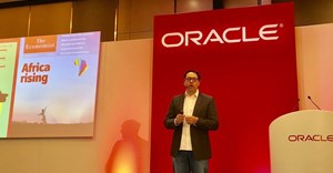 Toby Shapshak, one of the speakers at the Oracle Digital Day.