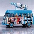 Frankies retro van takes to Gauteng streets