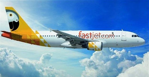 Fastjet taking you places with its new campaign