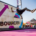 Turn up the vibe with BOUNCE at the Rand Show