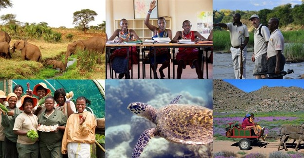 Finalists for 2017 African Responsible Tourism Awards announced