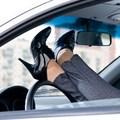 Women in auto taking the wheel