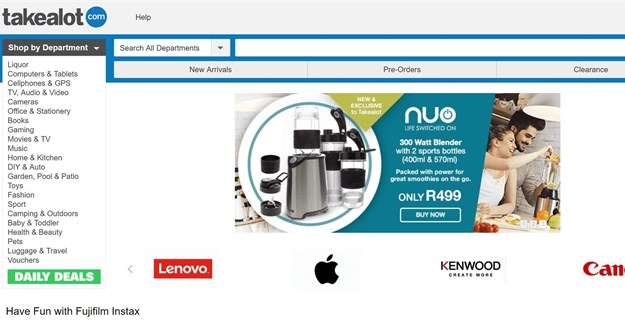 Naspers invests an additional R960m in Takealot