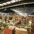 Factory output falters in February