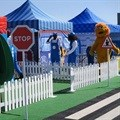Have fun with maths in Sanlam's mini-town at the Rand Show