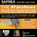 Safrea unravels the fake news phenomenon