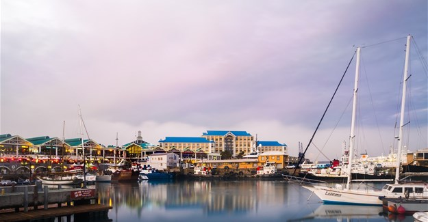 Table Bay Hotel, V&A Waterfront, Cape Town