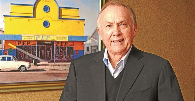 Christo Wiese, chairman of Pepkor. Source: