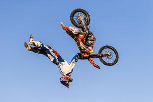 FMX Stunt Show